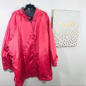 Jackets & Blazers - NWT Reversible Jacket 5X